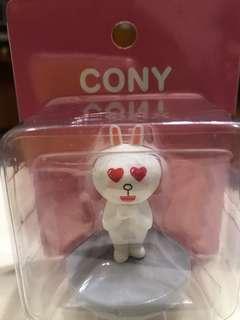 Cony 兔兔 figure Line friends