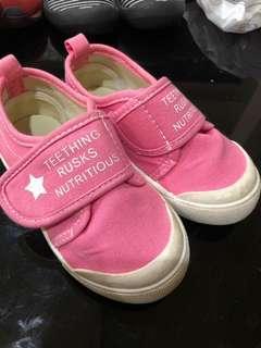🚚 女童鞋15.5