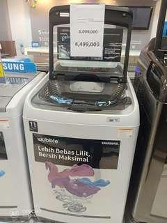Cicilan Mesin Cuci SAMSUNG 9KG Tanpa Kartu Kredit + Proses Pun Cepat