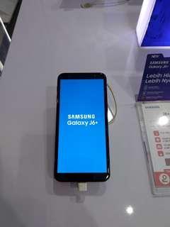 Promo Cicilan Bisa 0% Tanpa Cc Samsung Galaxy J6+