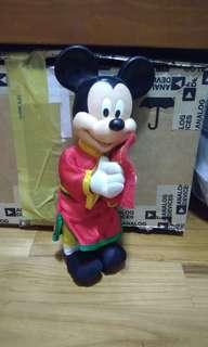 Chinese New year Mickey Mouse from MacDonald