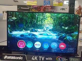 "Cicilan Smart TV LED Panasonic 49"" Tanpa Kartu Kredit + Proses Pun Cepat"