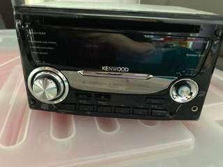 Kenwood 2DIN non-dvd head unit