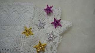 Made in Japan Cubic Zirconia earring   日本製 星星鋯石耳環 水晶耳環 3色可選