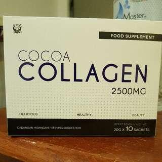 ST Cocoa Collagen