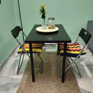 Ikea Dining Set for 2