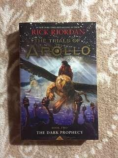 Trials of Apollo Book 2 by Rick Riordan