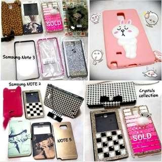 Samsung Note 2/3/4 Phone Case