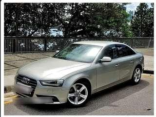 Audi A4/ Toyota wish for rent