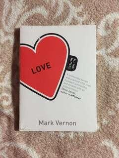 LOVE by Mark Vernon