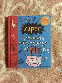 The Super Adventure of Me, Pig