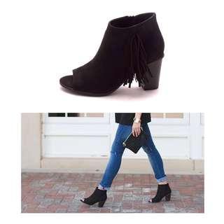 New Directions  block heels charles and keith zara kate spade mk coach