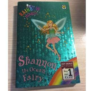 🚚 PROTECTIVE WRAPPING SERVICE AVAILABLE !! VERY,VERY NEW CONDITION!!    Rainbow Magic- Shannon the Ocean Fairy     by Daisy Meadows