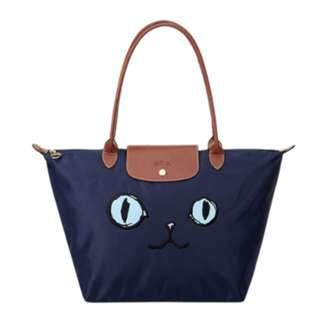 Longchamp Miaou And Papillon Series 2605/1899