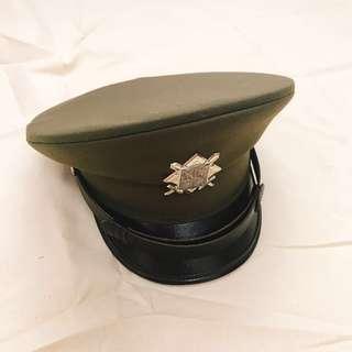 Original Czech Republic Military Cap