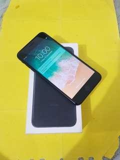 Excellent condition iphone 7plus 256gb black