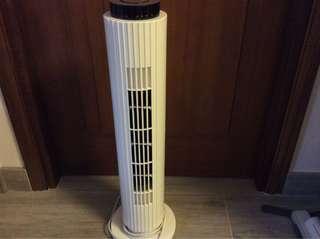 RASONIC 靜音直立式風扇....99%新