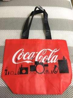 🚚 (全新)CocaCola提袋