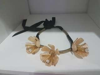 Preloved Kalung Flower