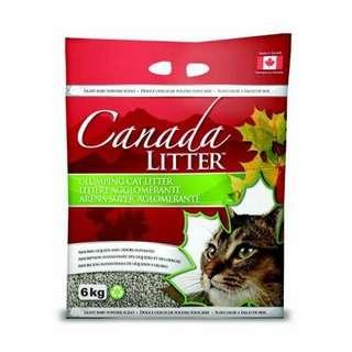 Canada Litter 6kg - 6 for $100