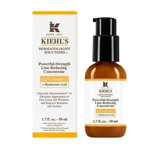 🌟Kiehl's Powerful Strength Line Reducing Concentrate🌟