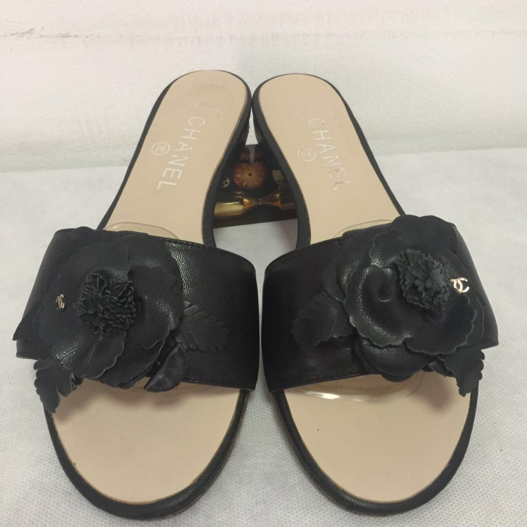 8bf87b45d0151 37 Chanel Slides-In Scandal