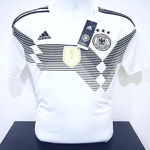 in stock ed8ef 8d50b 🆕 Germany FIFA World Cup 2018 Home Jersey , Sports, Sports ...