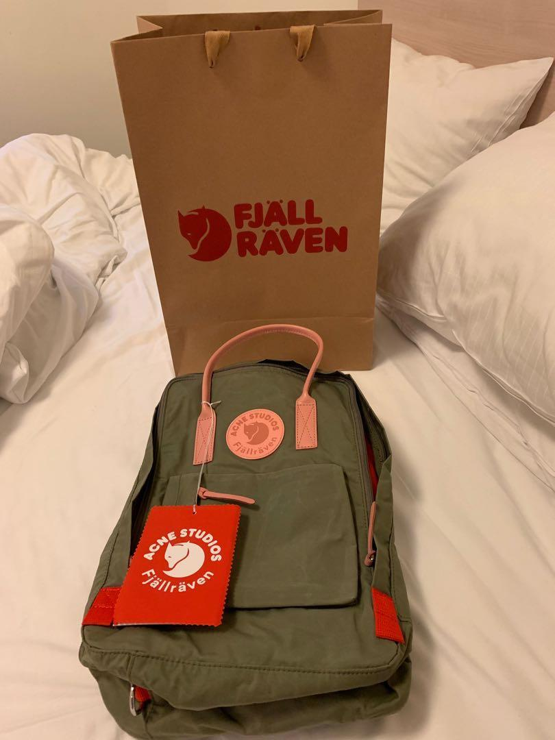 order online high quality sale online Acne Studio X Fjallraven Messenger Bag, Luxury, Bags ...