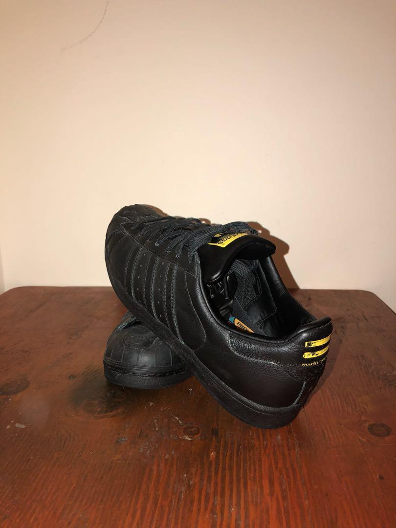 Adidas anime sneakers