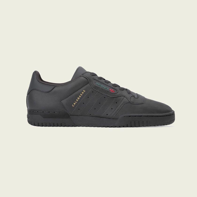 297b88c0e Adidas Originals Yeezy Powerphase Calabasas Core Black