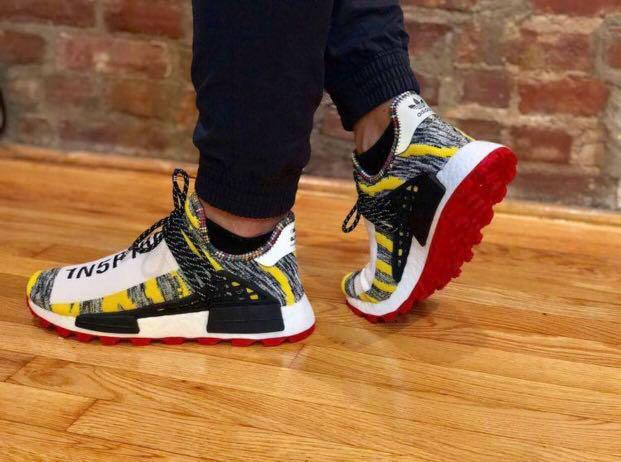 NMD Human Race Trail 'Solar Pack
