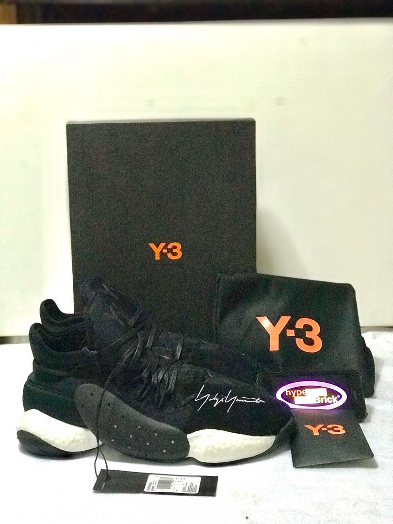 40d672205a2b77 Adidas Y-3 BYW BBALL JAMES HARDEN