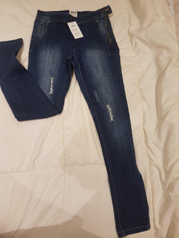 eef2776a9b02 Asos petite denim jeans, Women's Fashion, Clothes, Pants, Jeans ...
