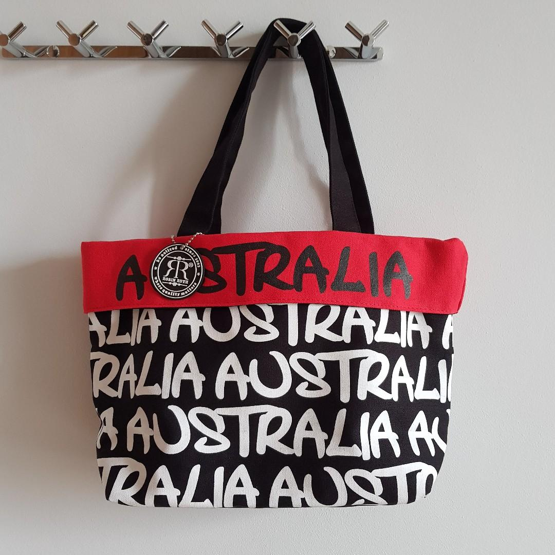 3c6e767ae3ea Robin Ruth Australia-Branded Hand Bag (Purchased from Australia ...