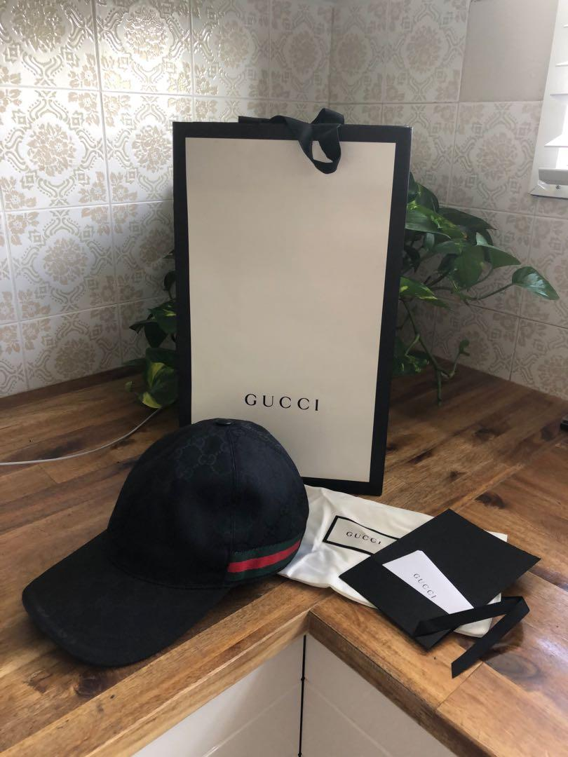 Authentic Gucci hat