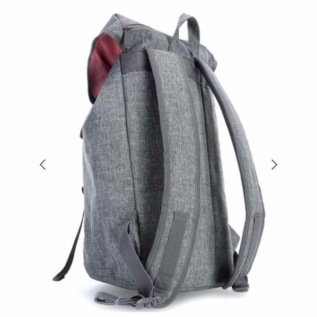 5defa348620  authentic  Herschel retreat backpack  next30