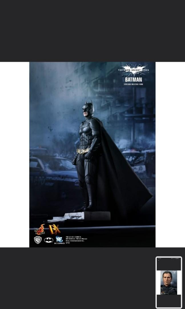 Hot Toys Batman DX12, Toys & Games, Bricks & Figurines on