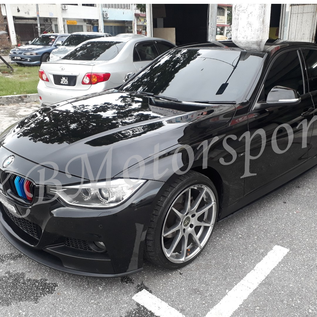 Bmw F30 Msport Bodykit Car Accessories Accessories On Carousell