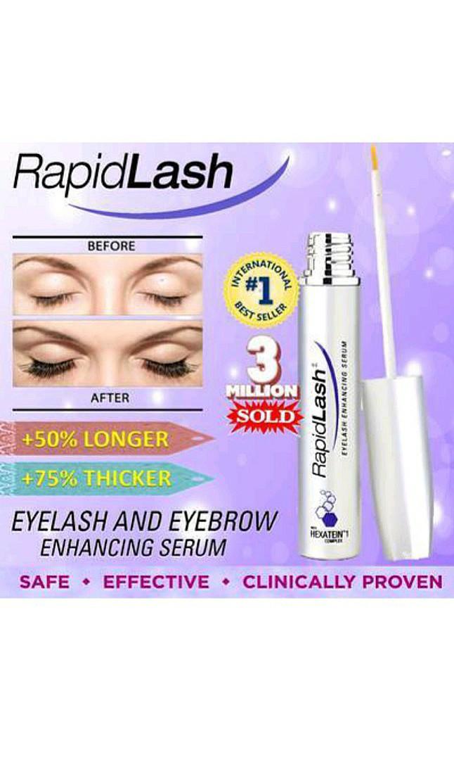 c8ca9c7bc18 BN Authentic RapidLash Eyelash Enhancing Serum, Health & Beauty ...