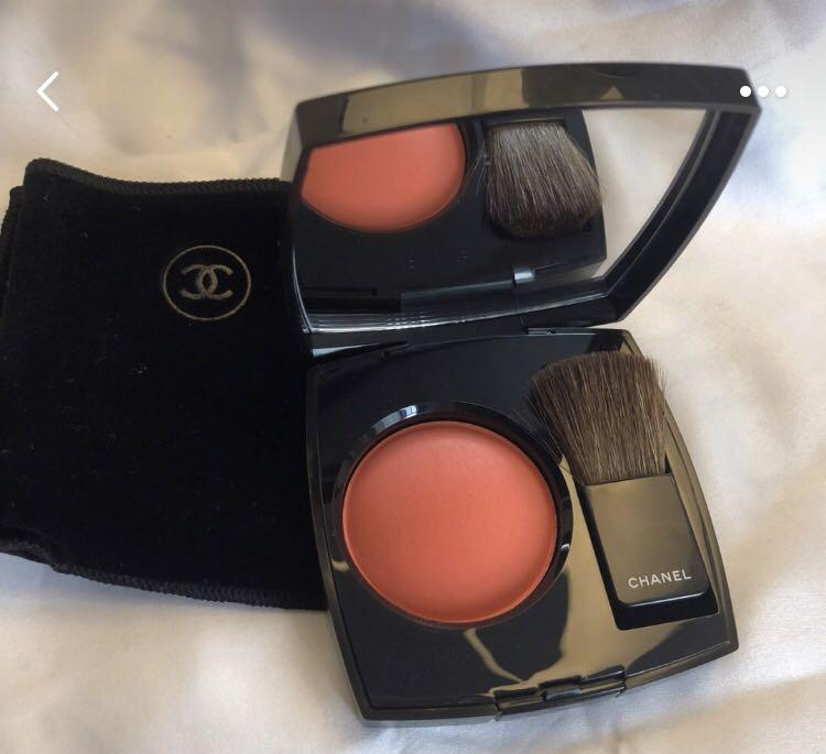 Chanel powder blush 380 so close