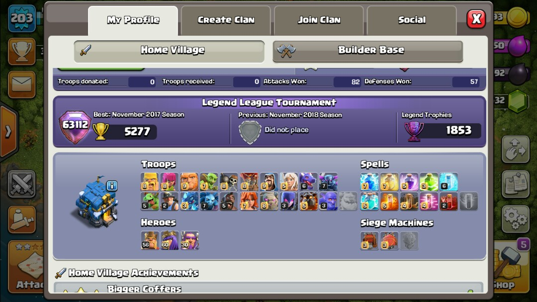 Clash Of Clans Th12 Max Base Cenksms