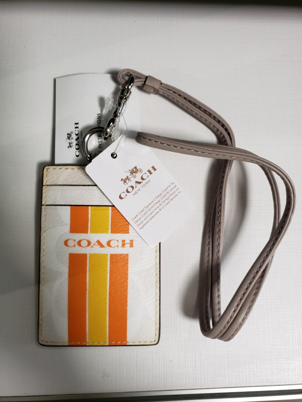 🈹️! Coach証件套