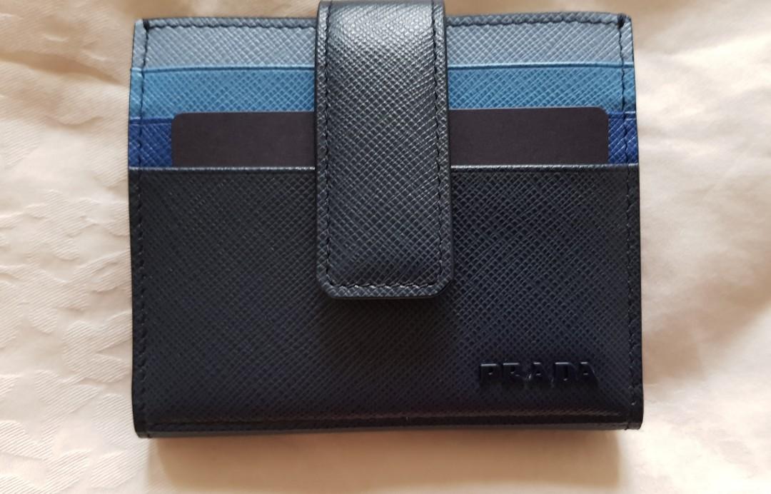 5dfb451925052d Prada Credit card holder, Men's Fashion, Bags & Wallets, Wallets on ...