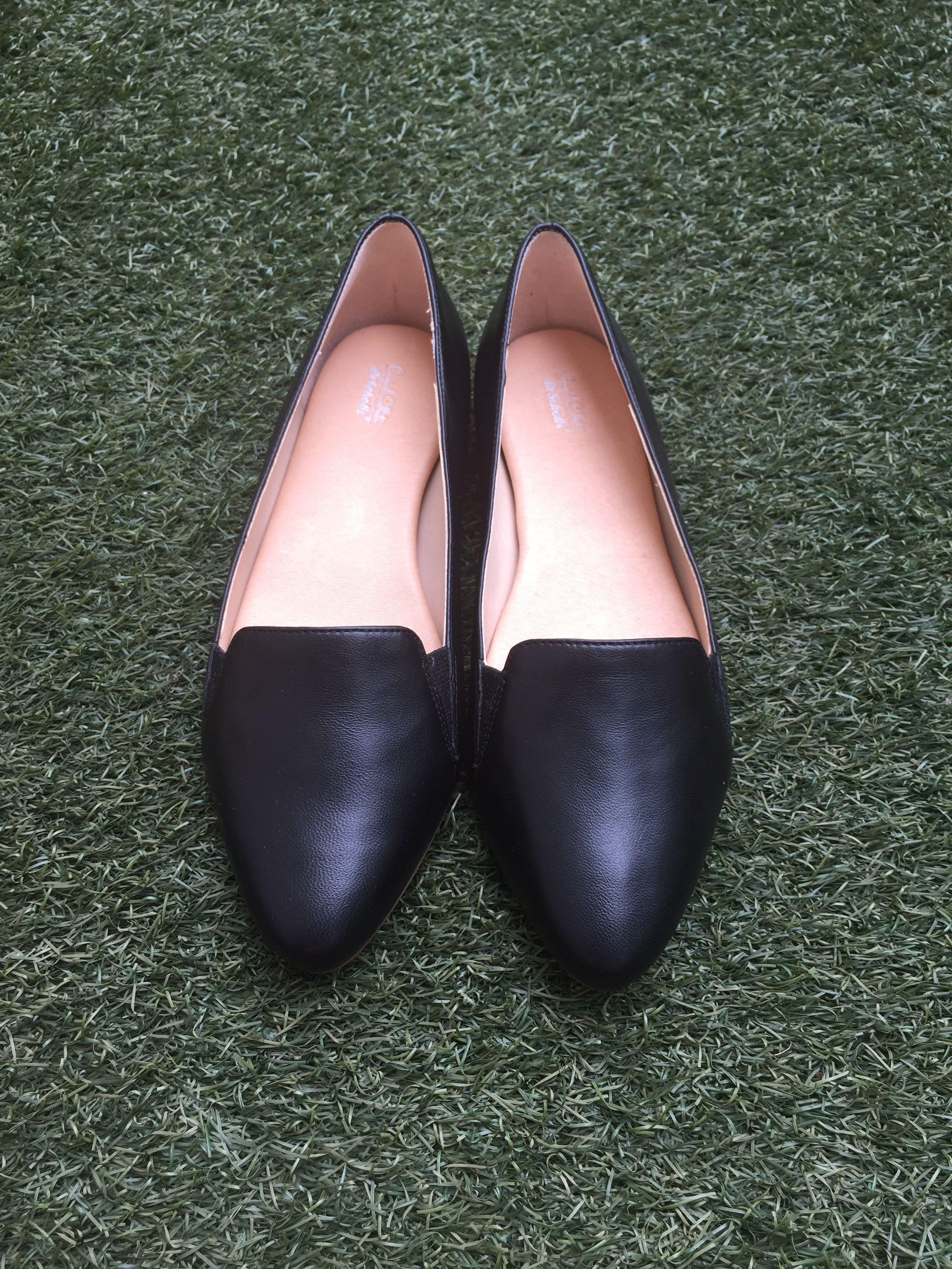 538f7af5d5 Dr Scholl's Flats/Loafers (Black), Women's Fashion, Shoes, Flats ...