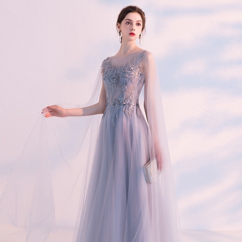Female banquet evening dress c9cad458b1c8