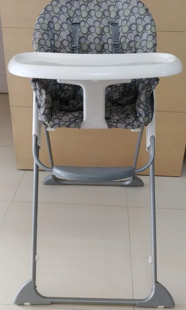 Great Condition Toys R Us Brand Compact Fold High Chair