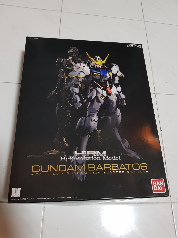 HiRM Gundam Barbatos