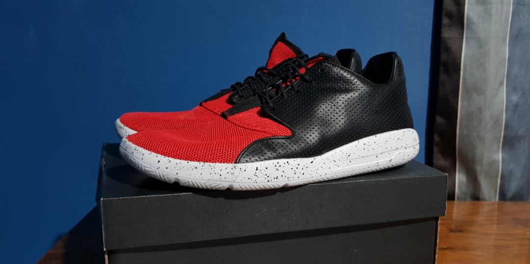 8ad1959afd19bd Jordan Eclipse in Black and Red Colorway