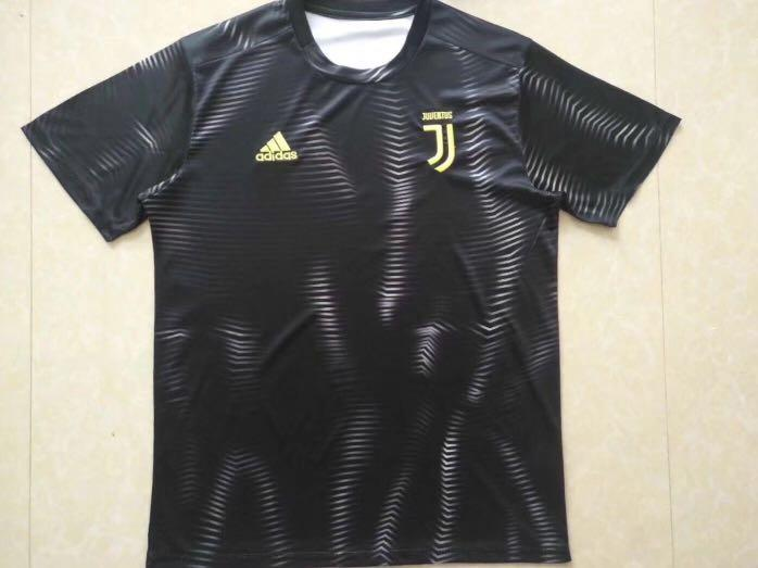 promo code c666e 9fcdd Juventus Black Training Kit 2018/2019 (S,M,L,XL,XXL) on ...