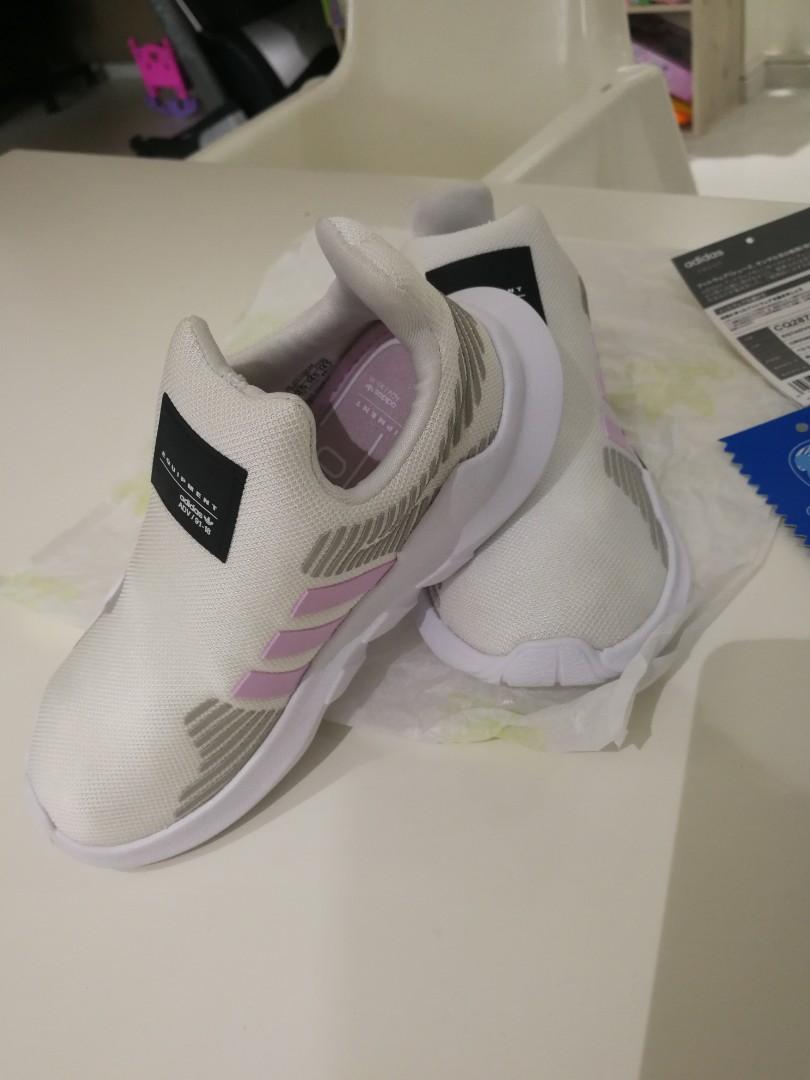 girls adidas slip on shoes